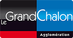 logo du grand chalon agglomération